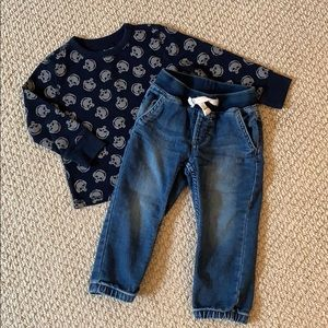 Boys BabyGap Outfit